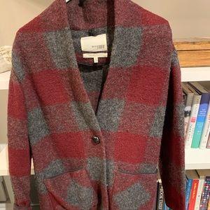 Wilfred Neelam sweater coat
